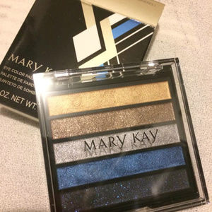 Mary Kay Rock the Runway new eyeshadow palette